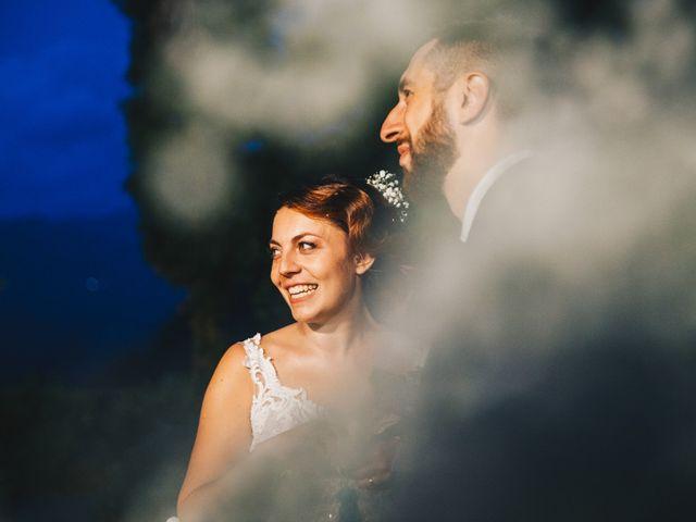 Il matrimonio di Giuseppe e Valentina a Filattiera, Massa Carrara 38