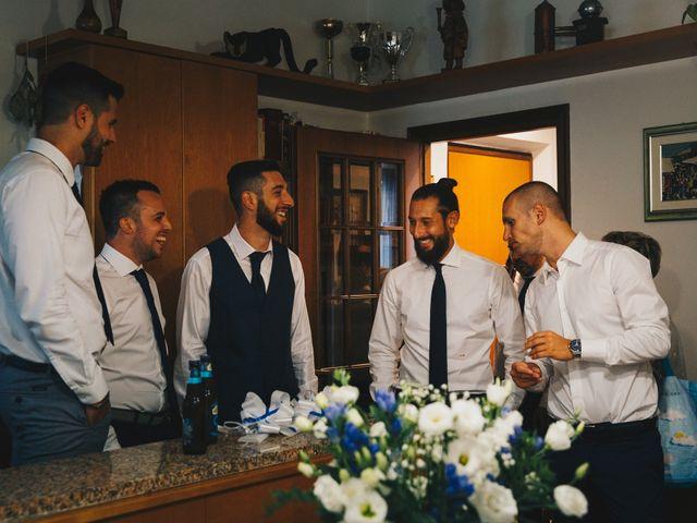 Il matrimonio di Giuseppe e Valentina a Filattiera, Massa Carrara 2