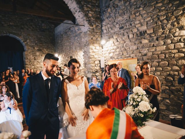 Il matrimonio di Giuseppe e Valentina a Filattiera, Massa Carrara 8
