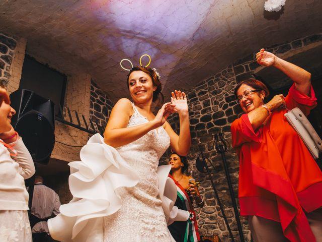Il matrimonio di Giuseppe e Valentina a Filattiera, Massa Carrara 53