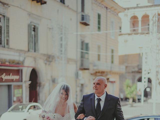 Il matrimonio di Davide e Mariangela a Foggia, Foggia 16