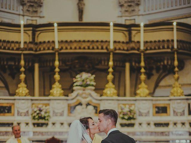 Il matrimonio di Davide e Mariangela a Foggia, Foggia 17