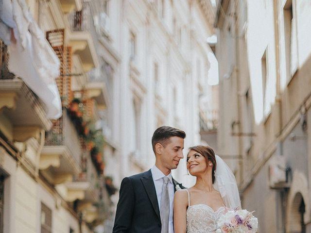 Il matrimonio di Davide e Mariangela a Foggia, Foggia 20