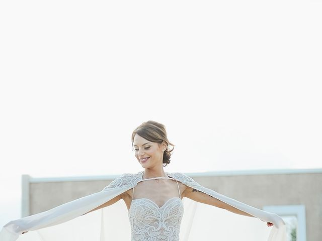 Il matrimonio di Davide e Mariangela a Foggia, Foggia 23