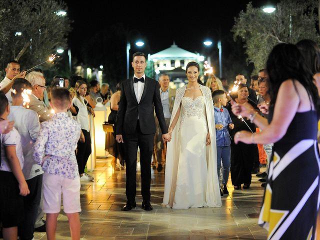 Il matrimonio di Davide e Mariangela a Foggia, Foggia 35