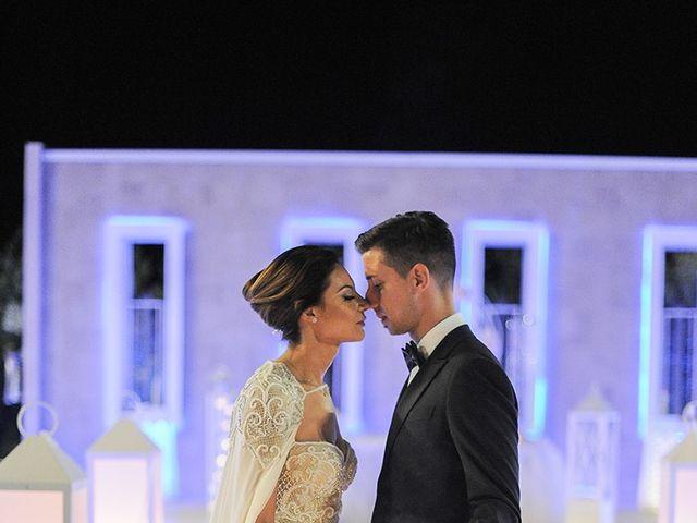 Il matrimonio di Davide e Mariangela a Foggia, Foggia 36