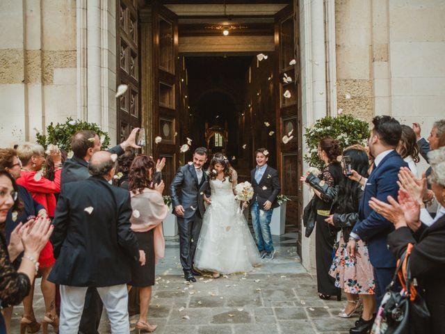 Il matrimonio di Alessandro e Alessandra a Taranto, Taranto 40