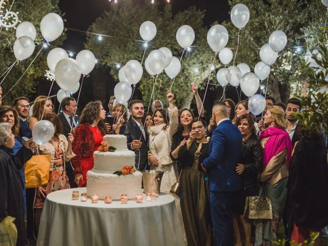 Il matrimonio di Alessandro e Alessandra a Taranto, Taranto 80