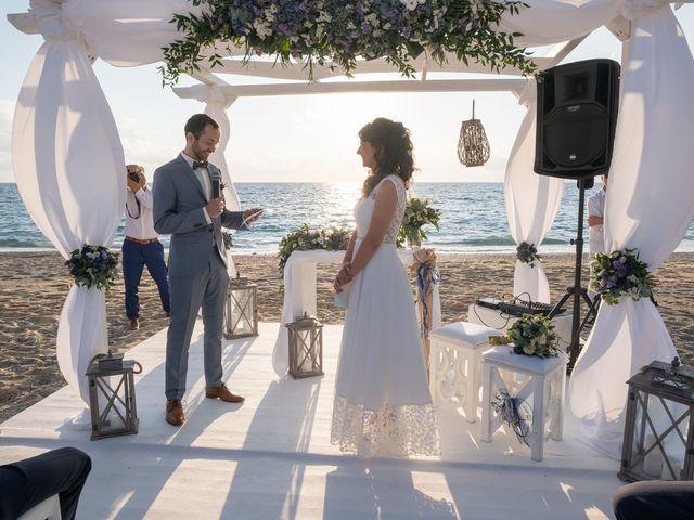 Il matrimonio di Matthieu e Laura a Pizzo, Vibo Valentia 8
