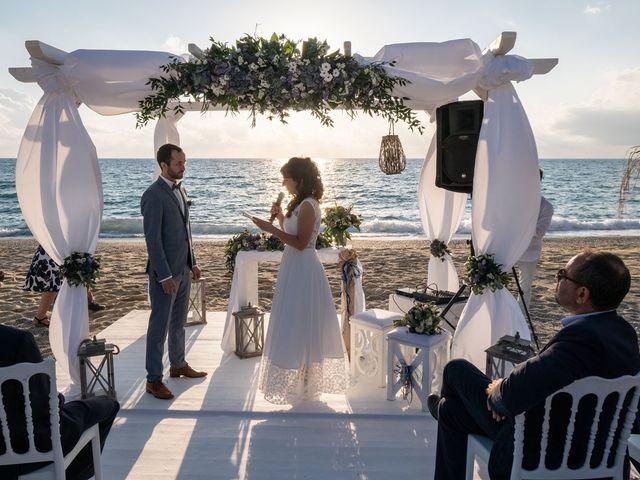 Il matrimonio di Matthieu e Laura a Pizzo, Vibo Valentia 9