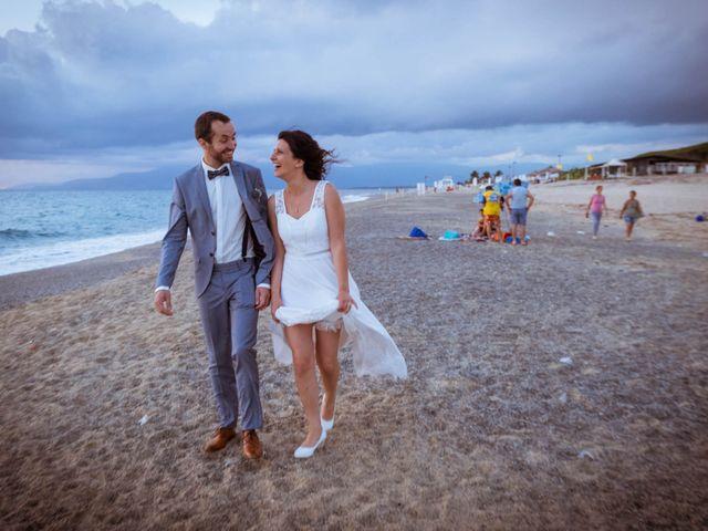 Il matrimonio di Matthieu e Laura a Pizzo, Vibo Valentia 17