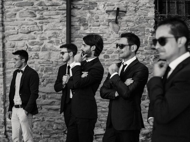 Il matrimonio di Mariano e Ilaria a Canelli, Asti 8