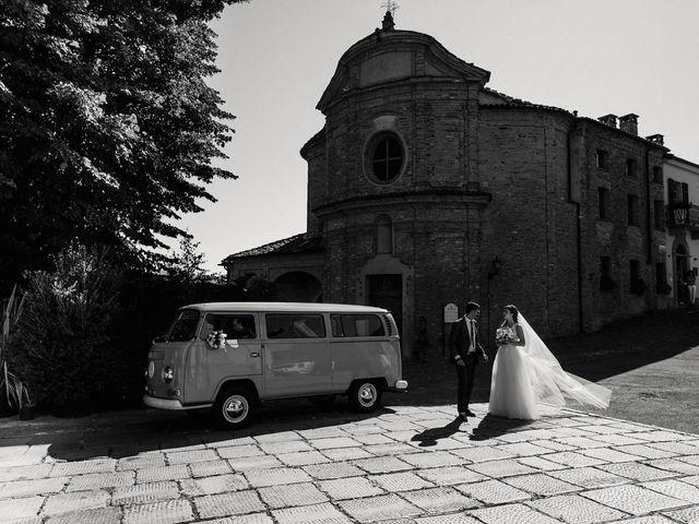 Il matrimonio di Mariano e Ilaria a Canelli, Asti 9