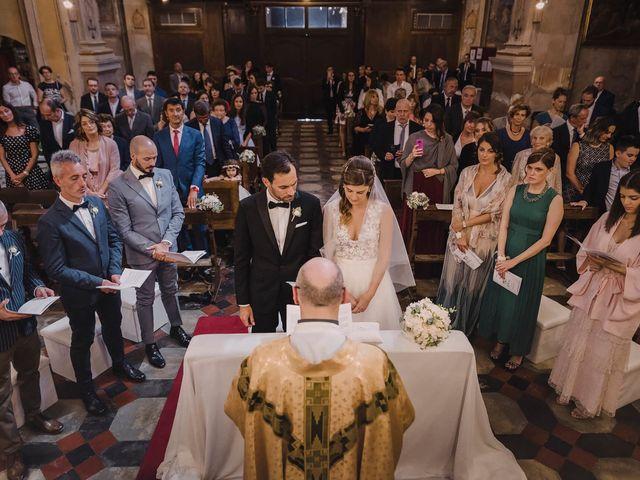 Il matrimonio di Mariano e Ilaria a Canelli, Asti 11