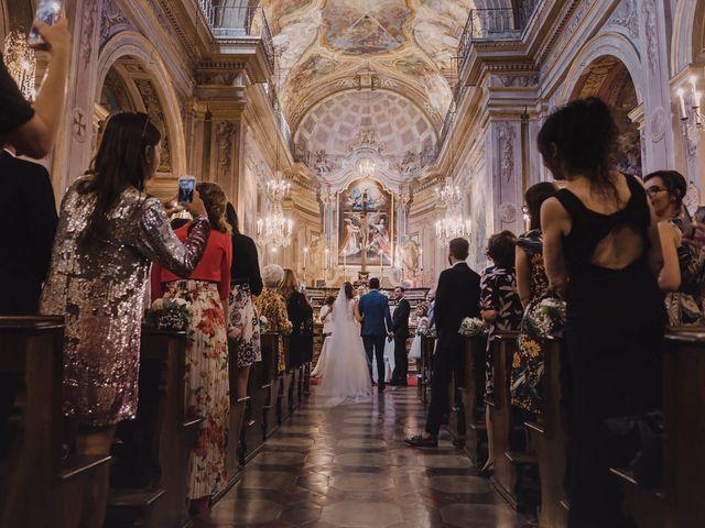 Il matrimonio di Mariano e Ilaria a Canelli, Asti 12