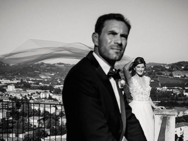 Il matrimonio di Mariano e Ilaria a Canelli, Asti 17