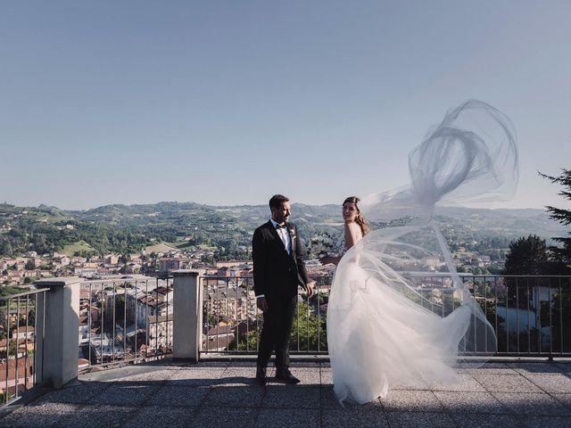 Il matrimonio di Mariano e Ilaria a Canelli, Asti 19