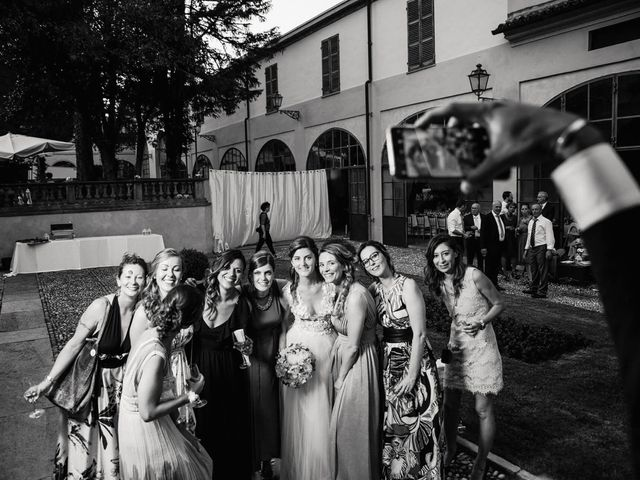 Il matrimonio di Mariano e Ilaria a Canelli, Asti 23