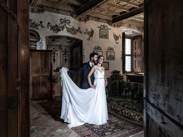 Il matrimonio di Simone e Denise a Cuveglio, Varese 2