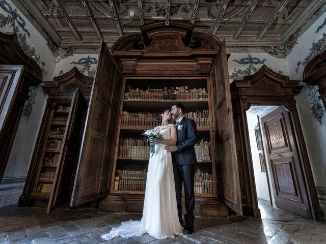 Il matrimonio di Simone e Denise a Cuveglio, Varese 5