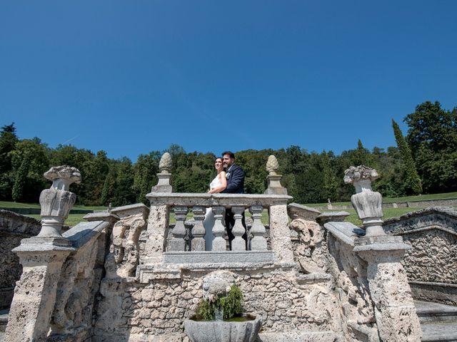 Il matrimonio di Simone e Denise a Cuveglio, Varese 9
