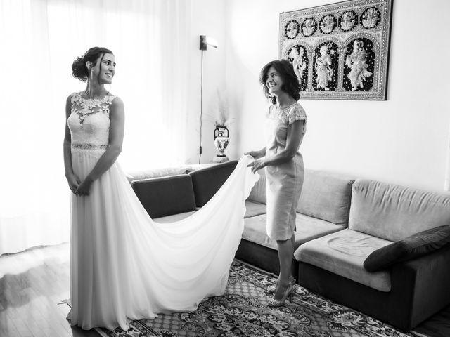 Il matrimonio di Simone e Denise a Cuveglio, Varese 13