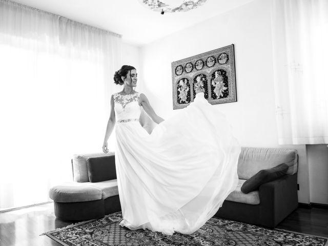 Il matrimonio di Simone e Denise a Cuveglio, Varese 14