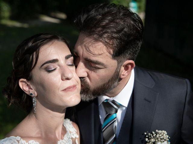 Il matrimonio di Simone e Denise a Cuveglio, Varese 17