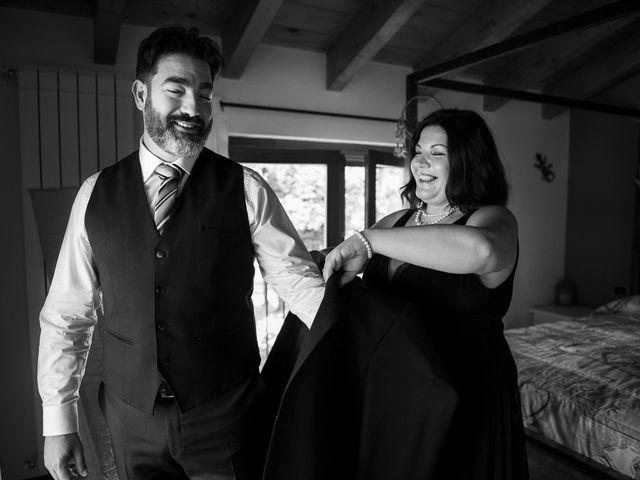 Il matrimonio di Simone e Denise a Cuveglio, Varese 24