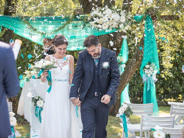 Il matrimonio di Simone e Denise a Cuveglio, Varese 28