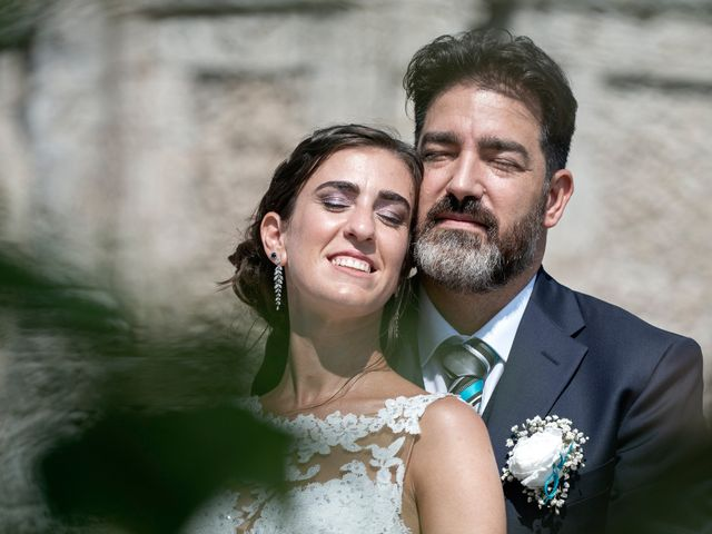 Il matrimonio di Simone e Denise a Cuveglio, Varese 29