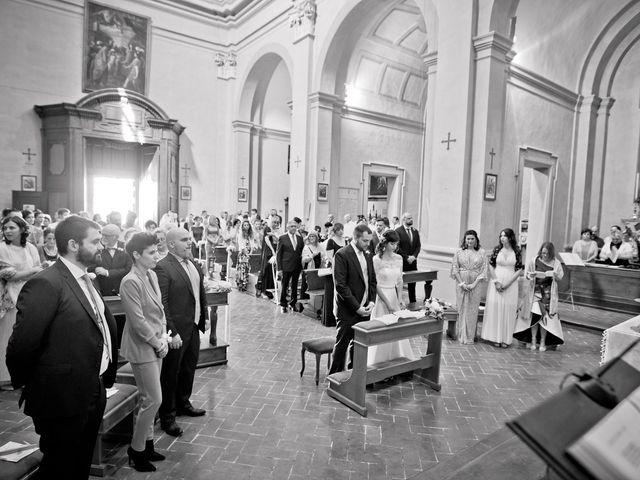 Il matrimonio di Federico e Ludmila a Crespellano, Bologna 14