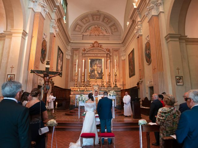 Il matrimonio di Federico e Ludmila a Crespellano, Bologna 15