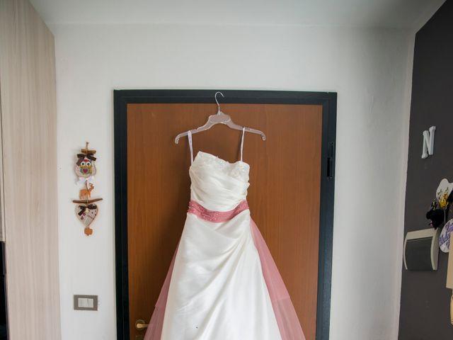 Il matrimonio di Gabriele e Nicole a Roppolo, Biella 5