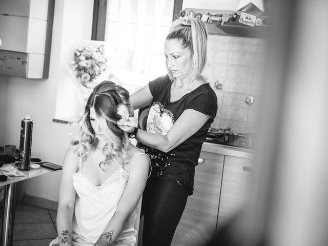 Il matrimonio di Gabriele e Nicole a Roppolo, Biella 7