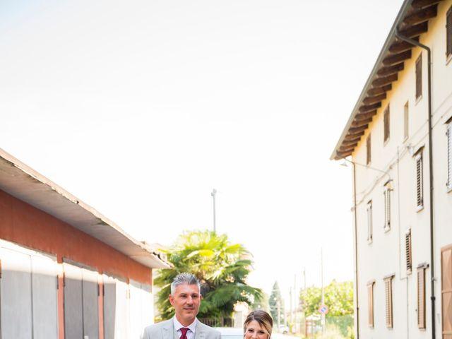 Il matrimonio di Gabriele e Nicole a Roppolo, Biella 10