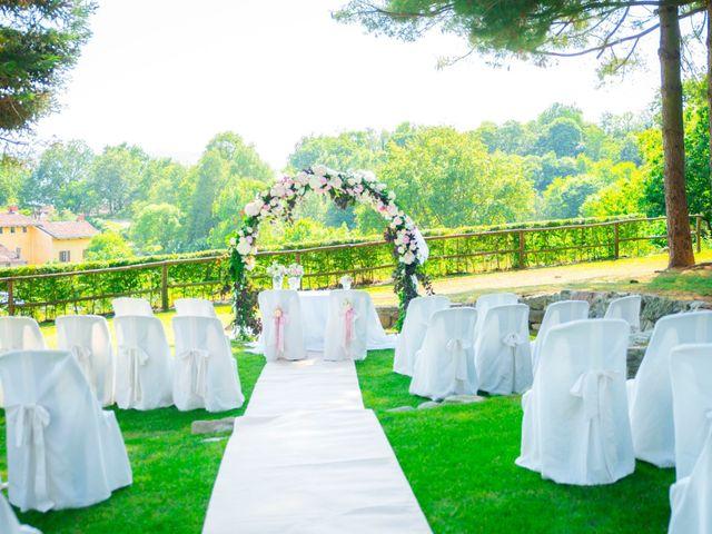 Il matrimonio di Gabriele e Nicole a Roppolo, Biella 22