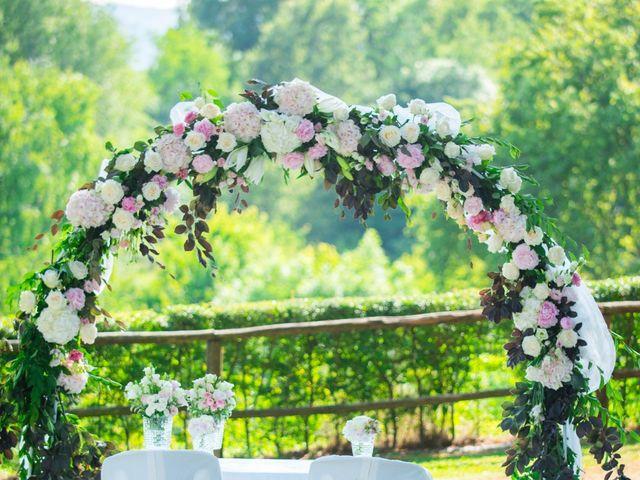 Il matrimonio di Gabriele e Nicole a Roppolo, Biella 24