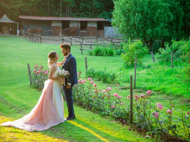 Il matrimonio di Gabriele e Nicole a Roppolo, Biella 31