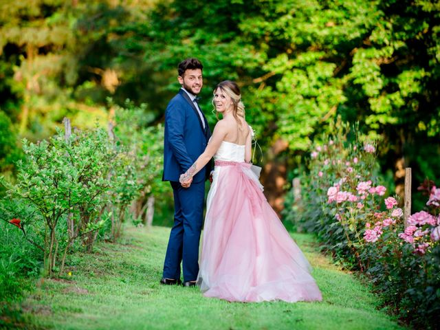 Il matrimonio di Gabriele e Nicole a Roppolo, Biella 32
