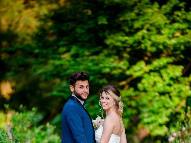 Il matrimonio di Gabriele e Nicole a Roppolo, Biella 33
