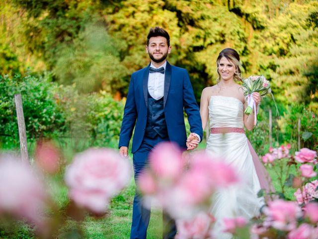Il matrimonio di Gabriele e Nicole a Roppolo, Biella 35