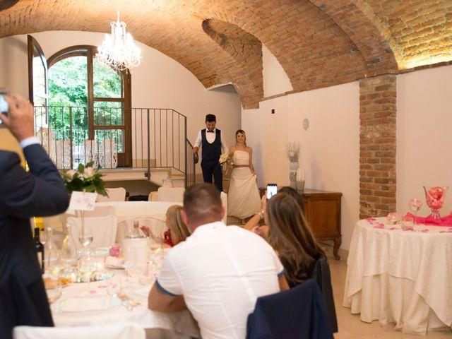 Il matrimonio di Gabriele e Nicole a Roppolo, Biella 46