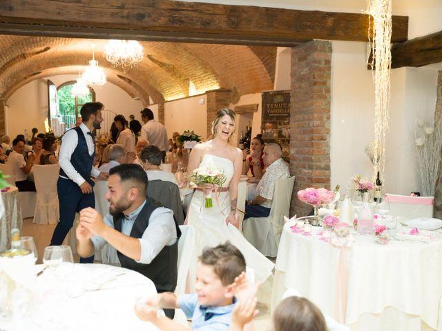 Il matrimonio di Gabriele e Nicole a Roppolo, Biella 47