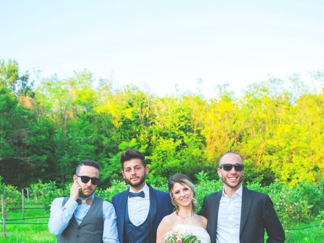 Il matrimonio di Gabriele e Nicole a Roppolo, Biella 34