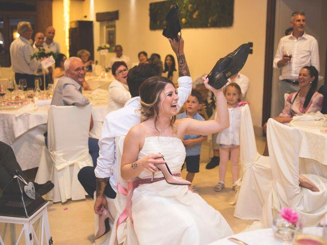 Il matrimonio di Gabriele e Nicole a Roppolo, Biella 52