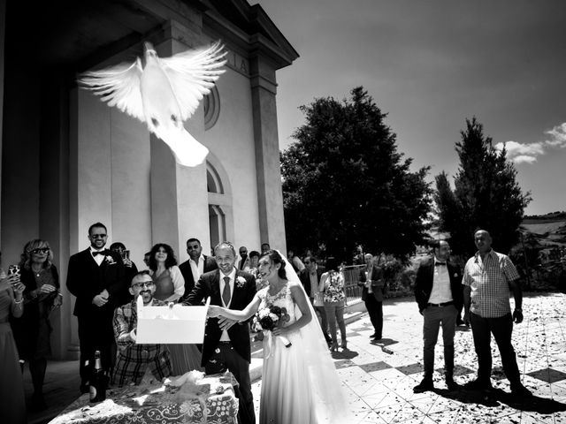 Il matrimonio di Simona e Pietro a Montenero di Bisaccia, Campobasso 12
