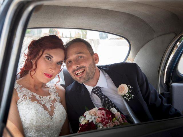Il matrimonio di Simona e Pietro a Montenero di Bisaccia, Campobasso 13