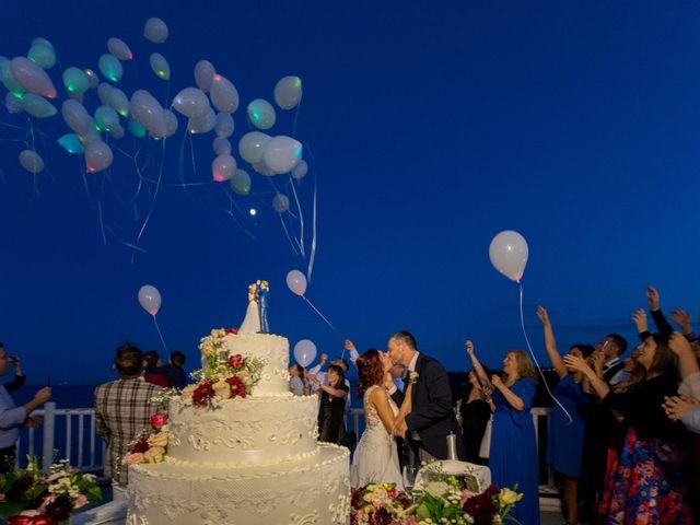 Il matrimonio di Simona e Pietro a Montenero di Bisaccia, Campobasso 37