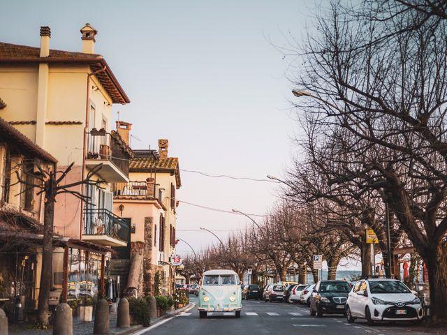 Il matrimonio di Marco e Chiara a Bracciano, Roma 13